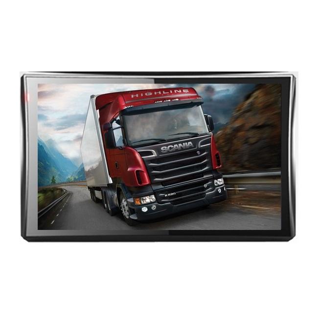 Мощна GPS навигация за кола и камион LEOS C5 - 5 инча, 800MHZ, 256MB, 8GB
