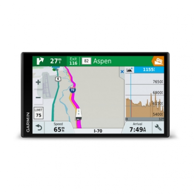 Garmin Camper 770 LMT-D GPS навигация за кемпер