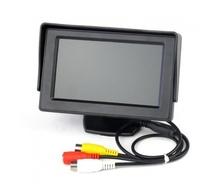 Монитор за връзка с камера за задно виждане 4.3 инча TFT LCD