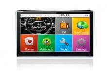 GPS навигация  за кола и камион LEOS B700