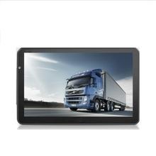 GPS навигация за кола и камион LEOS A909 - 7 инча, 800MHZ, 128MB RAM, 8GB