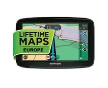 GPS навигация TOMTOM GO BASIC 6 инча с доживотна актуализация и Wi-fi