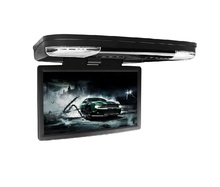 Монитор за таван CR1505Black DVD, USB, SD слот, 15.6 инча