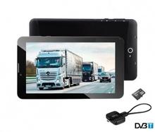 GPS 3G Таблет DIVA 5в1 7 инча, Quad Core, Android 5.1, SIM, Навигация, Телевизия