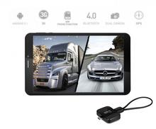 4G GPS Таблет Prestigio MultiPad Wize 3508 - 8 инча 5в1, SIM, Android 5, 16GB, DVR, ТЕЛЕВИЗИЯ