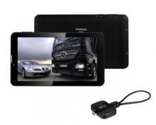 3в1 Таблет 3G с GPS навигация и цифрова телевизия Prestigio Geovision 7799 за камион