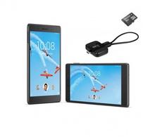 4в1 GPS Таблет Lenovo TAB 4 7 инча, Четириядрен, Android 7, DVR, навигация, Телевизия