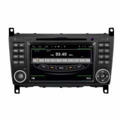 Мултимедия за Mercedes Benz CLK W209(04-05) M093G-CLK, GPS, DVD, 7 инча