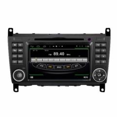 Мултимедия за Mercedes Benz CLC(08-10) M093G-CLC, DVD, GPS, 7 инча