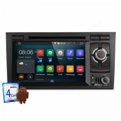 Мултимедия за Audi A3/S3(03-13) PF73AA3AR Android, DVD, WiFi, GPS, 7 инча