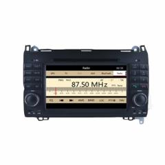 Мултимедия за Mercedes Benz B W245 (04-13), 8822G-MBB, DVD, 7 инча