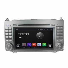 Мултимедия за Mercedes Benz B Class W245, HM-9068G, Android, DVD, 7 инча