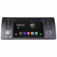 Мултимедия за BMW E39/E53 HM-9395G, Android, QUAD-CORE, DVD, 7 инча