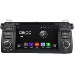 Мултимедия за BMW E46/M3 HM-9052G, Android, QUAD-CORE,GPS, DVD, 7 инча