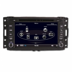 Мултимедия за  Hummer H3(06-09) 8724G-H3, GPS, DVD, WinCE, 7 инча