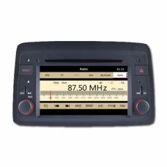 Мултимедия за Fiat Panda(04-13) 8722G-FIA, WinCE, GPS, DVD, 7 инча