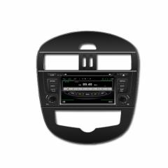 Мултимедия за Nissan Tiida (11-12) M105G-TII ANDROID QUAD-CORE 7 инча