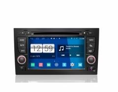 Мултимедия двоен дин  M050G-A4 за Audi А4(05-09) Android, GPS, 16GB 7 инча