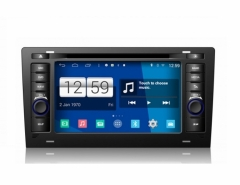 Мултимедия двоен дин M221G-A8 за Audi А8(94-03) Android, GPS, DVD, 16GB 7 инча