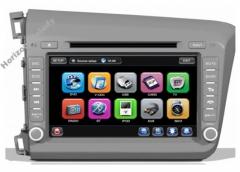 Мултимедия 8 инча Navitex Navitex HM-A113G за Honda Civic, GPS, Bluetooth, AM/FM