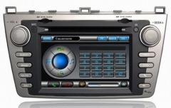 Мултимедия 7 инча Navitex HM-8912 за Mazda 6, GPS, Bluetooth, USB/SD