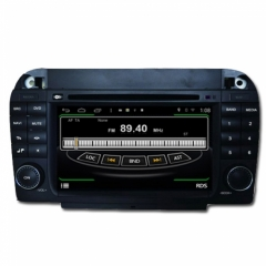 Мултимедия 7 инчаM220G-MBS за Mercedes S класа W220, DVD, GPS, Android