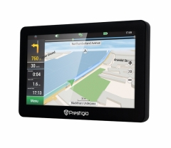 GPS навигация за кола и камиони Prestigio GEOVISION 5056 EU - 800MHZ, 4GB, 128MB RAM