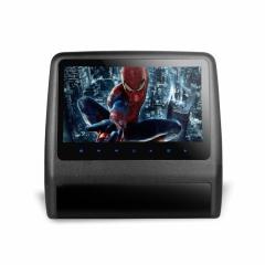 Подглавник за кола HD9LXBlack 9 инча HD TFT Монитор, HDMI, DVD, USB, SD, Игри