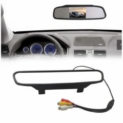 Огледало с вграден 4.3 инчов монитор за задно виждане