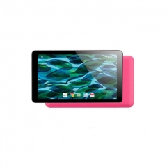 Таблет в розов цвят Rubik Pink - 7 инча, 8GB, Четириядрен + ПОДАРЪК