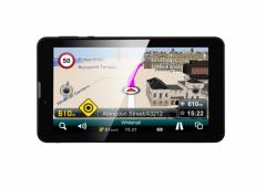 GPS навигация Prestigio GeoVision 7799 Tour 3 - 7 инча, Android 7, 3G, BG+EU