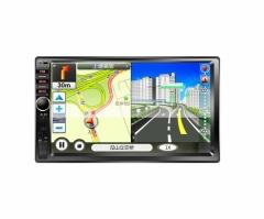 Универсална навигация двоен дин WC7021,GPS, SD, USB, 7 инча + ПОДАРЪК: КАМЕРА