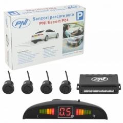 Парктроник PNI Escort P04 с 4 черни датчика