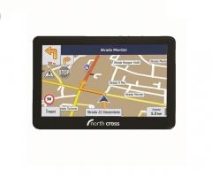 North Cross ES525FE GPS навигация за камион и кола - 5 инча, 256MB RAM, 8GB