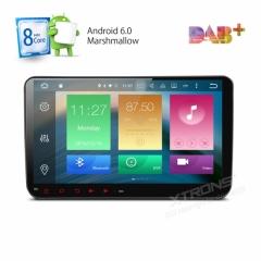 Навигация двоен дин за VW, SEAT, SKODA с Android 6.0 PB96MTVAPL, GPS, WiFi, 7 инча