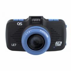 DVR Видеорегистратор Q-STAR LE7 + GPS + Камери за скорост