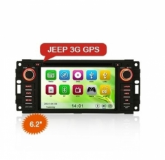 Мултимедия ES6061M за JEEP,DODJE, CHRYSLER DVD, GPS, WinCE, 7 инча
