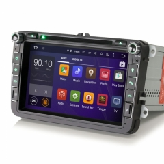 Мултимедия двоен дин ES3015V ,VW PASSAT GOLF TOURAN CADDY JETTA, DVD,3G,DAB+, CD, GPS, 8