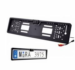 Камера за задно виждане с рамка за номера XH701