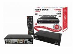 Комбиниран HD IPTV- CT6012  приемник за Кабелна и Ефирна телевизия