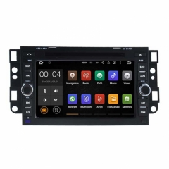 Навигация двоен дин за Chevrolet с Android 8.0, MKD-C786, WiFi, GPS, 7 инча