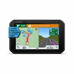 GPS навигация за камион Garmin dezl 780 LMT-D, 7 инча, Wi-fi