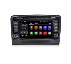 Навигация двоен дин за SKODA Superb с ANDROID 7.1,0 MKD,GPS,WiFi, 7 инча MKD-V968