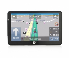 GPS навигация Diniwid N7 - 7 инча, 256BM RAM